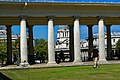 Greenwich - View NNW on Westwing Queen's House & Greenwich Hospital in the back.jpg