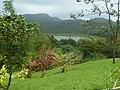 Grenada, Karibik - Im Grand Etang Nationalpark - Grand Etang Lake - panoramio.jpg