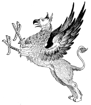 Calafia - Calafia commanded a man-killing force of 500 trained griffins.