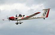 Grob g109b zh268 motorglider arp