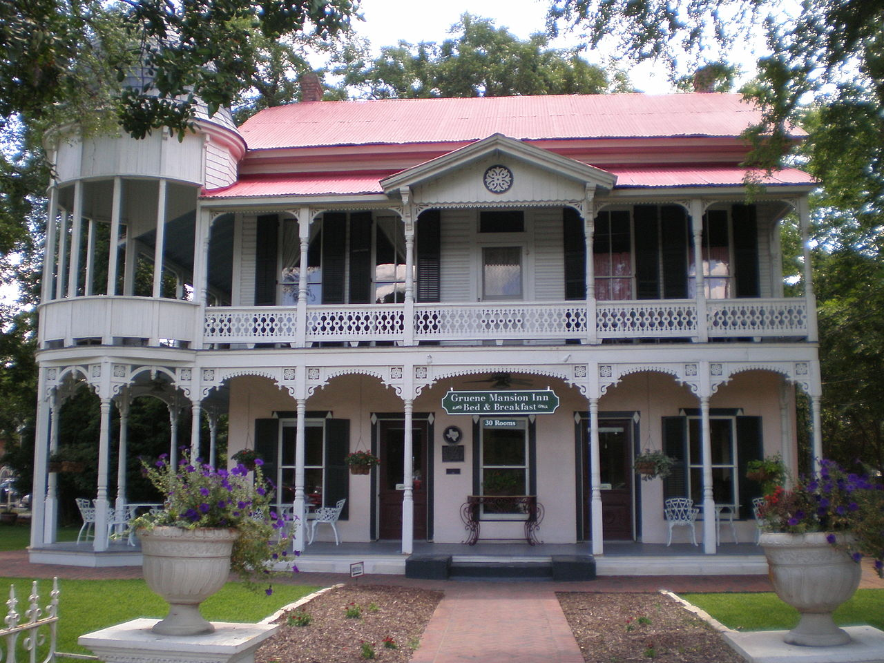 Bed And Breakfast Finder Texas