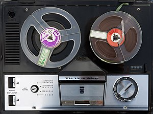Tape recorder Grundig TK125 de Luxe