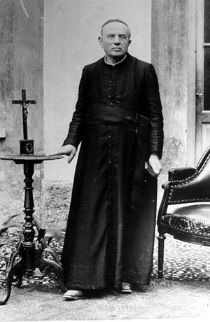 Luigi Guanella - Guanella in Como in 1912.