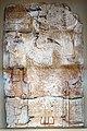 Guatemala, maya, stele con passaggio a 20 anni (k'atun) di figura femminile regale, da el perù, 692 dc.jpg