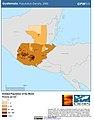 Guatemala Population Density, 2000 (5457620830).jpg