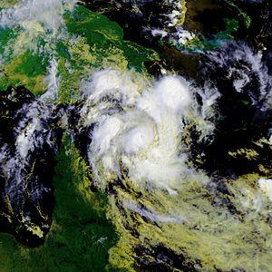 2007–08 Australian region cyclone season - Image: Guba 15 nov 2007 2343Z