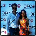 Guests at Norman Jewison's annual Canadian Film Centre BBQ 2013 -e.jpg