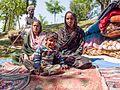 Gurjar Family with their Embroidery (14577300535).jpg