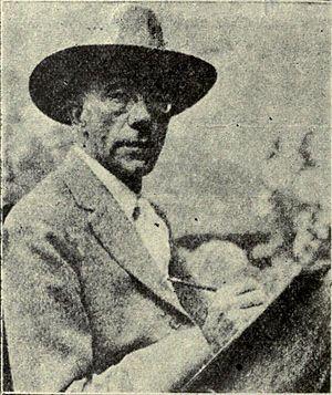 Gustave Baumann - Image: Gustave Baumann