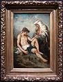 Gustave moreau, l'infanzia di sisto quinto (la chiaroveggente), 1853-54.JPG