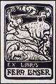 Gustavo Borzaga – Ex libris per Ferdinand Linser.tiff