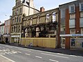 Gutted by fire - geograph.org.uk - 1891859.jpg