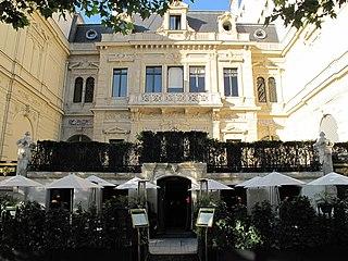 hôtel particulier in Paris 8th arrondissement