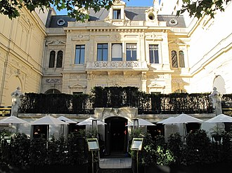 Hôtel de la Païva - Image: Hôtel la Païva