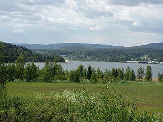 Kramfors Municipality - A gulf named Rödviken in Ullånger, Kramfors, The High Coast