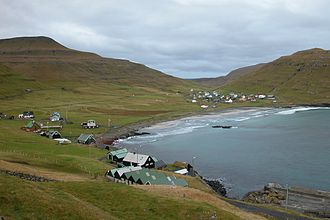 Sandoy - Image: Húsavík, Faroe Islands (2)