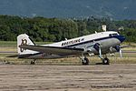 HB-IRJ Douglas DC 3A S4C4G DC3 - Super Constellation Flyers (20565828813).jpg