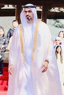 Khalid Bin Mohammed Bin Zayed Al Nahyan Wikipedia