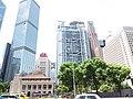 HK 中環 Central 康樂廣場 Connaught Place July 2019 SSG 06.jpg