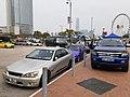 HK 中環 Central 愛丁堡廣場 Edinburgh Place 香港車會嘉年華 Motoring Clubs' Festival outdoor exhibition January 2020 SS2 Ford Ranger 01.jpg