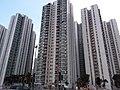 HK 沙田 Shatin North 大涌橋路 Tai Chung Kiu Road 沙田第一城 City One facades February 2019 SSG 03.jpg