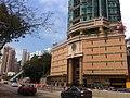 HK 香港仔海傍道 Aberdeen Praya Road 海峰華軒 Bayshore Apartments indoor carpark Mar-2012.jpg