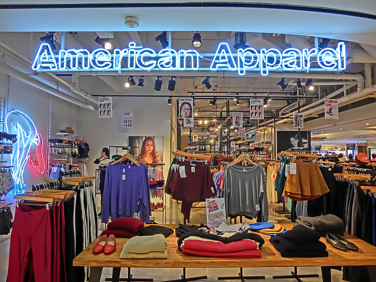 American cheap clothing stores