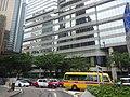HK Bus 2A tour view Wan Chai Renaissance Harbour View Hotel Fleming Road Oct-2015 DSC.JPG