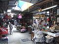 HK CWB Jardine's Crescent morning outdoor market stalls eggs seller Aug-2012.JPG