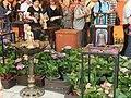 HK Hung Hom square 香港體育館 Coliseum B09 bathing Buddhists May-2013 香港佛教聯合會 Hong Kong Buddhist Association.JPG