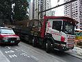 HK Mid-levels 衛城道 Castle Road Euro5 Fleet vehicle May-2012.JPG