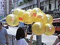 HK Shek Tong Tsui 508 Queen's Road West 香港盛貿飯店 Traders Hotel toys balloon 01-Aug-2010.JPG