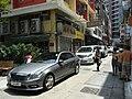 HK Sheung Wan 21 Gough Street Kau Kee restaurant Mercedes-Benz Aug-2012.jpg