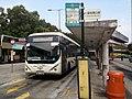 HK TSW 天水圍新市鎮 Tin Shui Wai 天慈邨 Tin Tsz Estate Bus Terminal B2P stop sign Dec 2016 Lnv2.jpg