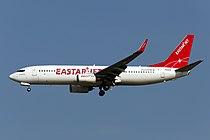 HL8269 - Eastar Jet - Boeing 737-8Q8(WL) - ICN (16501946075).jpg