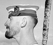 HMAS Hobart seaman's cap