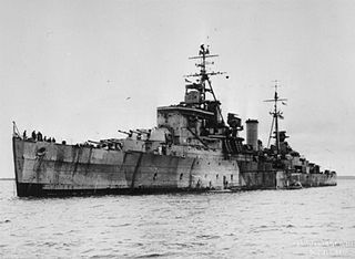 <i>Minotaur</i>-class cruiser (1943)