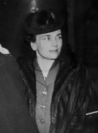 Princess Alice, Duchess of Gloucester - The Duchess in 1945