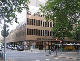 HSBC Trinkaus company