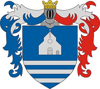 Bélapátfalva District - Image: HUN Bélapátfalva COA