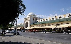 Hafenmarkt Rhodos01