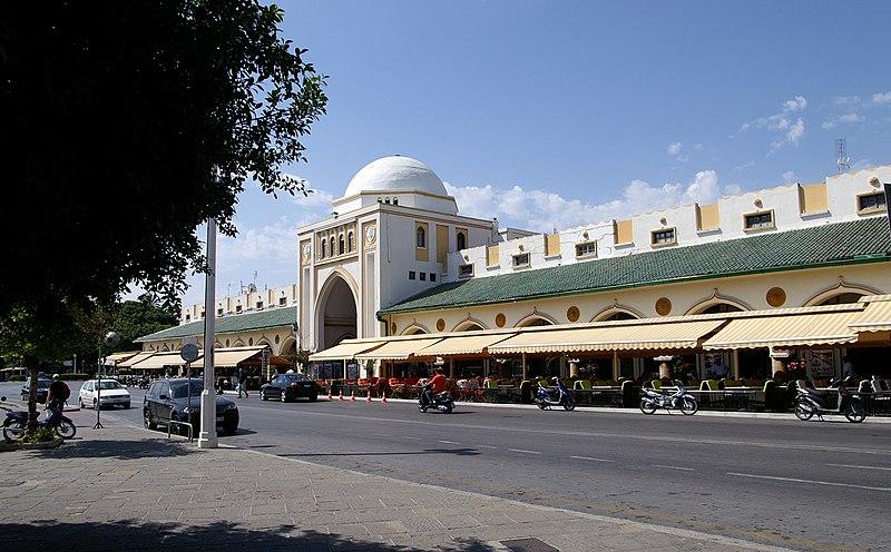 Hafenmarkt Rhodos01.jpg