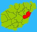 Hainan subdivisions - Qionghai.png