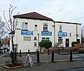 Hairdressing salon and barber shop, Penn Fields, Wolverhampton - geograph.org.uk - 1735858.jpg
