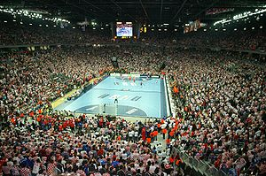 2009 World Men's Handball Championship - Final, France vs. Croatia, 22:19, 28:11 min, Arena Zagreb