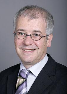 Hans Altherr Swiss politician