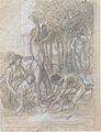 Hans von Marées - Männer mit Frau und Kind unter Orangenbäumen.jpeg
