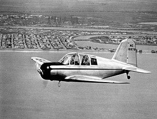 Harlow PC-5 aircraft