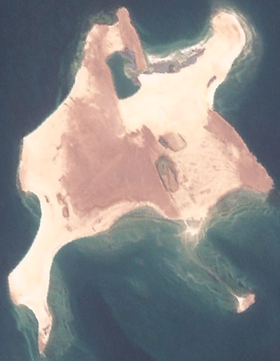 Harmil (photo satellite - NASA).