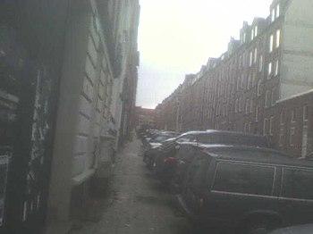 Harriesstraße, 2011